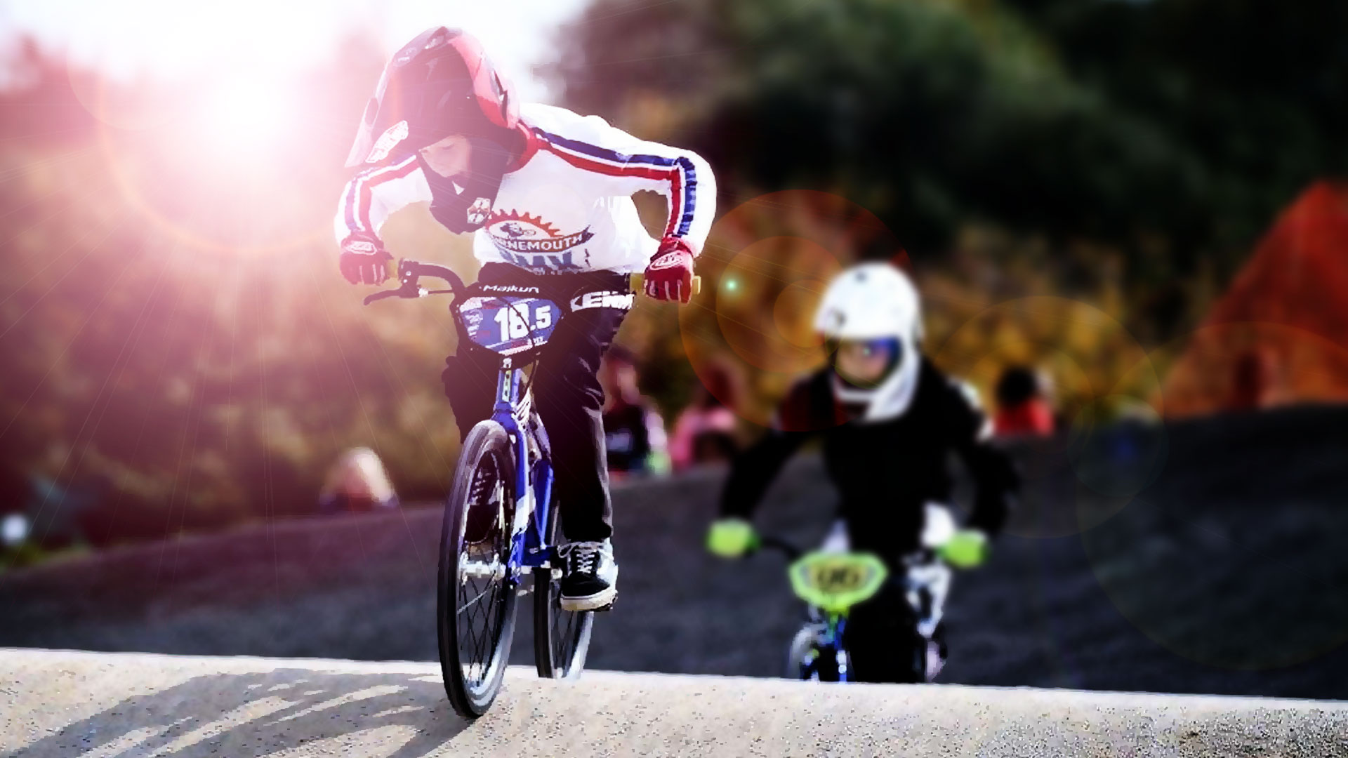 welcome to bournemouth Bmx club