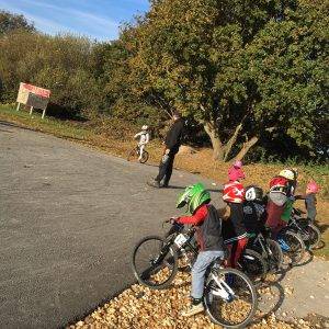 beginners Bmx coaching